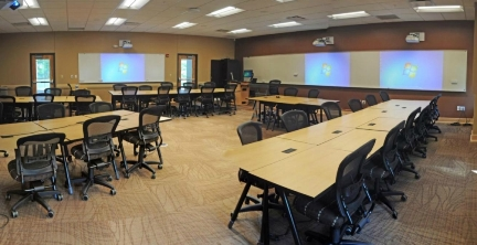 Indiana Wesleyan U Active Learning Lab